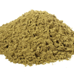 Hemp protein organic powder